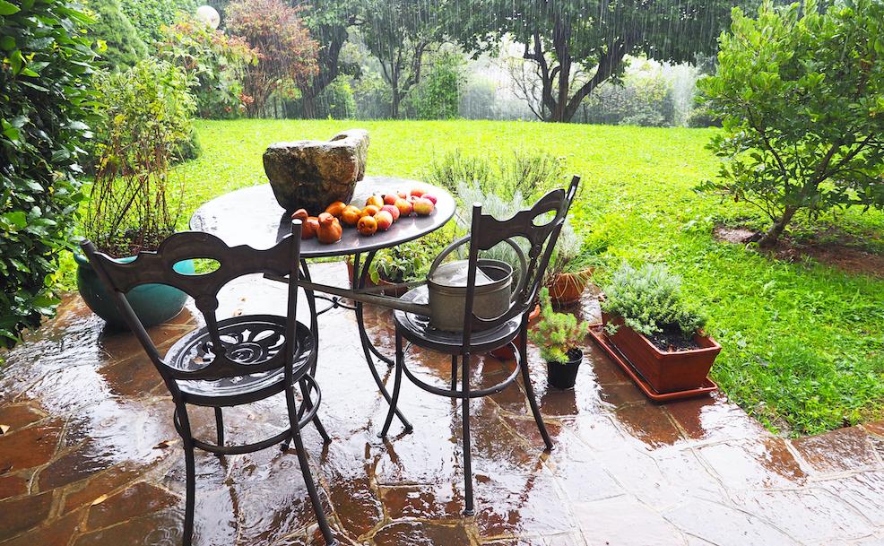 sistemare giardino